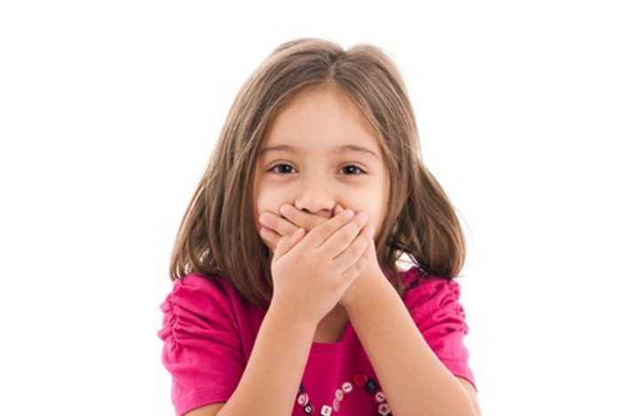 Causes of bad breath in children