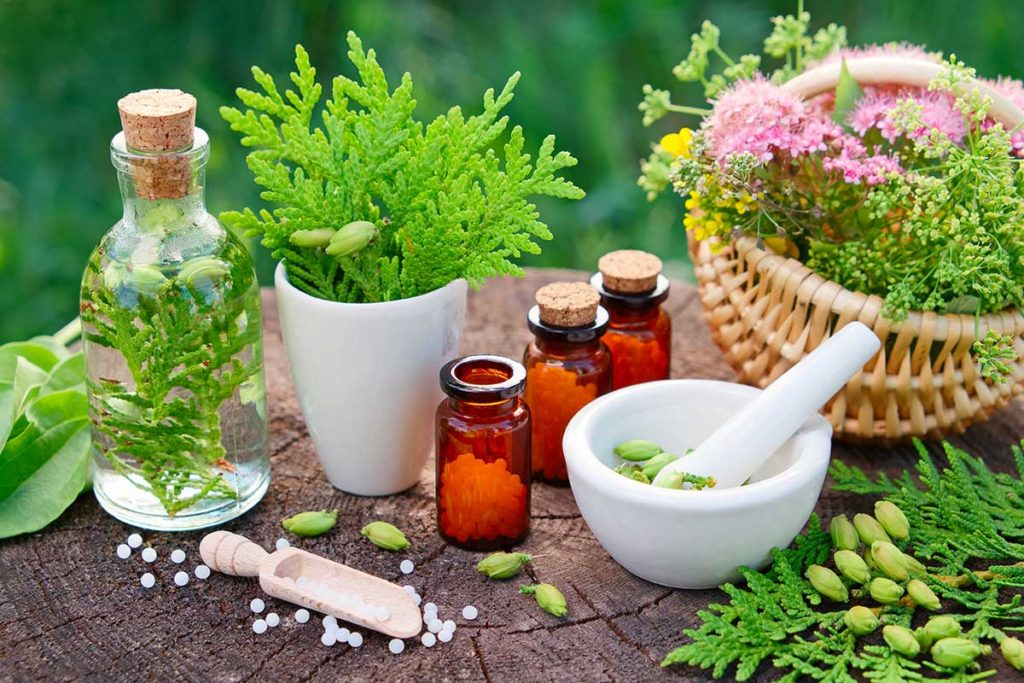 Naturopathy for Bad Breath