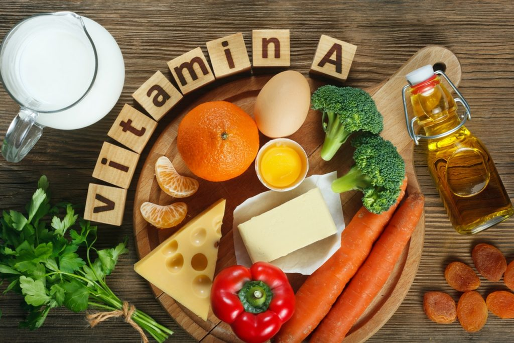 Vitamin A for Bad Breath
