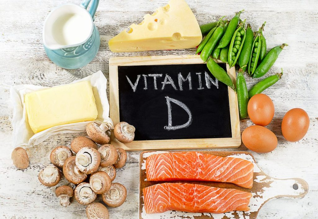 Vitamin D for Bad Breath