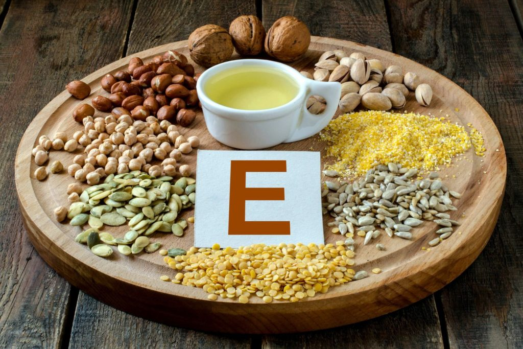 Vitamin E for Bad Breath